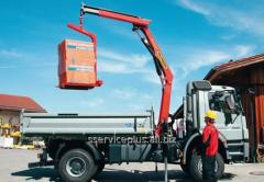 Crane PK 11001-K HIGH PERFORMANCE manipulator
