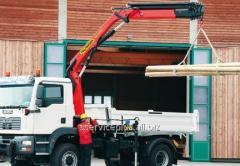 Crane PK 11001 HIGH PERFORMANCE manipulator