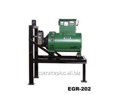 Electric generators hinged EGR series