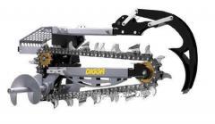 Transheekopatel Digga Hydrive and Hydrive XD