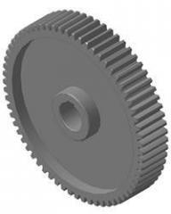 Wheel CO-50A conducted on rastvoronasos