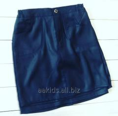 Blue girl's skirt from 10 to 13 years