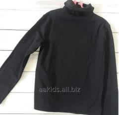 Polo-neck for the boy black