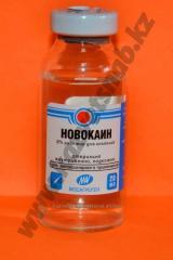 Новокаин 2% 20мл для применения в ветеринарии