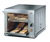 SIRMAN toasters, are especially convenient for