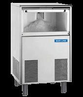 Льдогенератор COOLEQ BF-50 (496х610х792мм, кубик, 50 кг/сут, тип льда-кубик(пальчик)