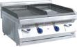 Электрический аппарат контактной обработки типа АКО для приготовления пищи путем непосредственного контакта греющией поверхности с одной стороной обрабатываемого продукта. Используется на предприятиях общественного питания