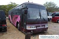 Bus suburban Hyundai Aerospace