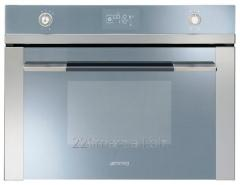 Smeg SF4120V the Double boiler which is built in