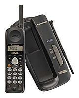 Panasonic KX-TC1703 Radio telephone 22511