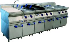Линия Абат, тепловое оборудование предназначено для предприятий общественного питания : столовых, ресторанов, кафе.