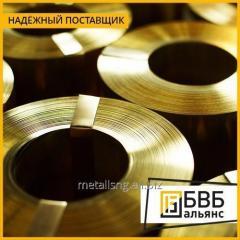 Tape brass L63P