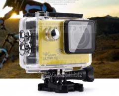 The camera 4K for GoPro from krepezha waterproof