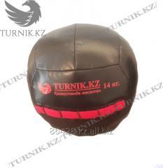 Медбол:Мяч-утяжелитель 4 кг