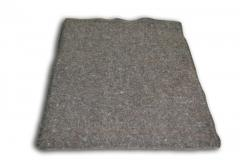 Footcloths cloth with the processed c