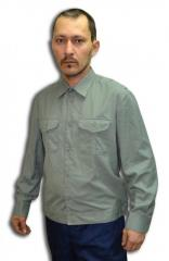 Shirt uniform olive color for VS
