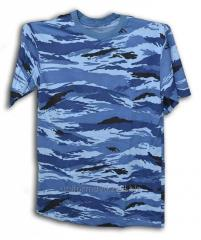 T-shirt with a short sleeve of KMF OMON