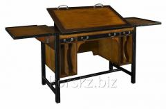 Table bureau for the architect of Authentic Models