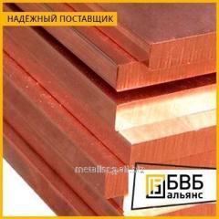 Plate copper M1 GPRHH