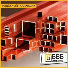 El tubo de cobre de perfil М3 ДПРНМ-82