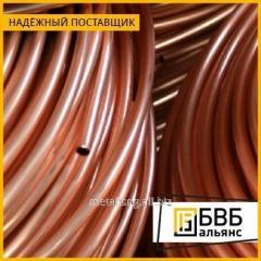 El tubola bahía M3R DKRNT de cobre
