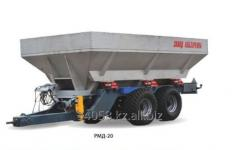 Spreader the fertilized MRD-6, MRD-8, MRD-12,