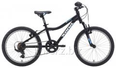 Bicycle children's Makena Matte Black Kona