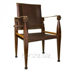 Chair leather Authentic Models