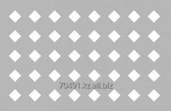 Листы со смещенными рядами квадратных отверстий