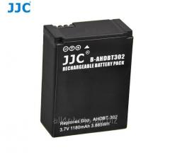 The JJC B-AHDBT302 accumulator for GoPro Hero 3/3+