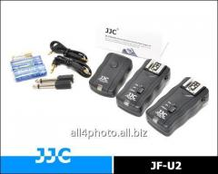 The synchronizer universal JJC JF-U2 for 2 flashes