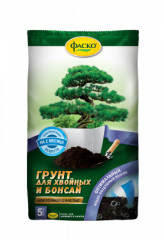 Soil for coniferous and the Bonsai of 5 l