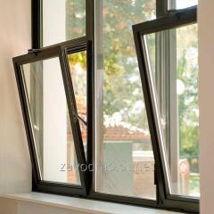 Окно алюминиевое