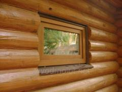 Window for a bath