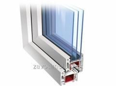 The window is energy saving