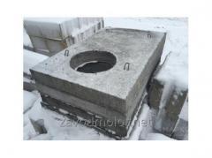 Плита перекрытия с отверстием ПО-3