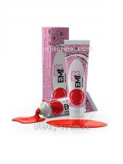 Paint gel classical Red poppy of 5 ml