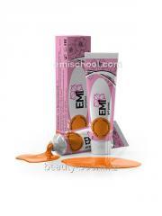 Paint gel classical Ripe tangerine of 5 ml
