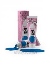 Paint gel nacreous Blue blues of 5 ml