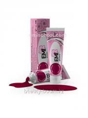 Paint gel nacreous Ripe cherry of 5 ml
