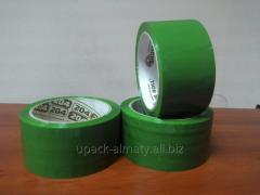 Green adhesive tape