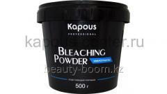 Powder the clarifying Kapous Bleaching Powder in