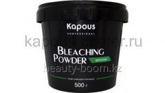 Powder the clarifying Kapous Bleaching Powder with