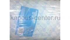 Полотенце большое White line 45х90 рол голубой