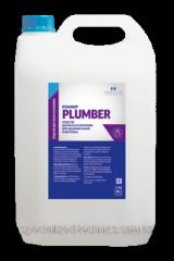 Средство для мытья сантехники PLUMBER,  код:...