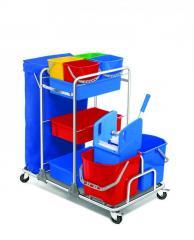 Cart Harvest Multipurpose Chromium plating of