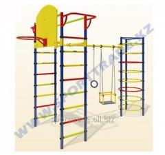 Children's sports complex of Mowgli - 11-01 2