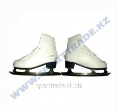 Skates female with fur 30 - 39 solution