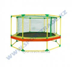 The trampoline strengthened 230 cm