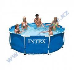 Pool of frame round 3,66х0,76 m of Intex